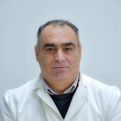 др сци. вет. мед. Живослав Гргић, виши научни сарадник